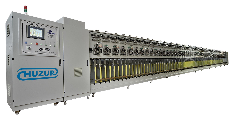 SL-2005 Electronic Fancy Chenille Yarn Machine – Huzur Machine